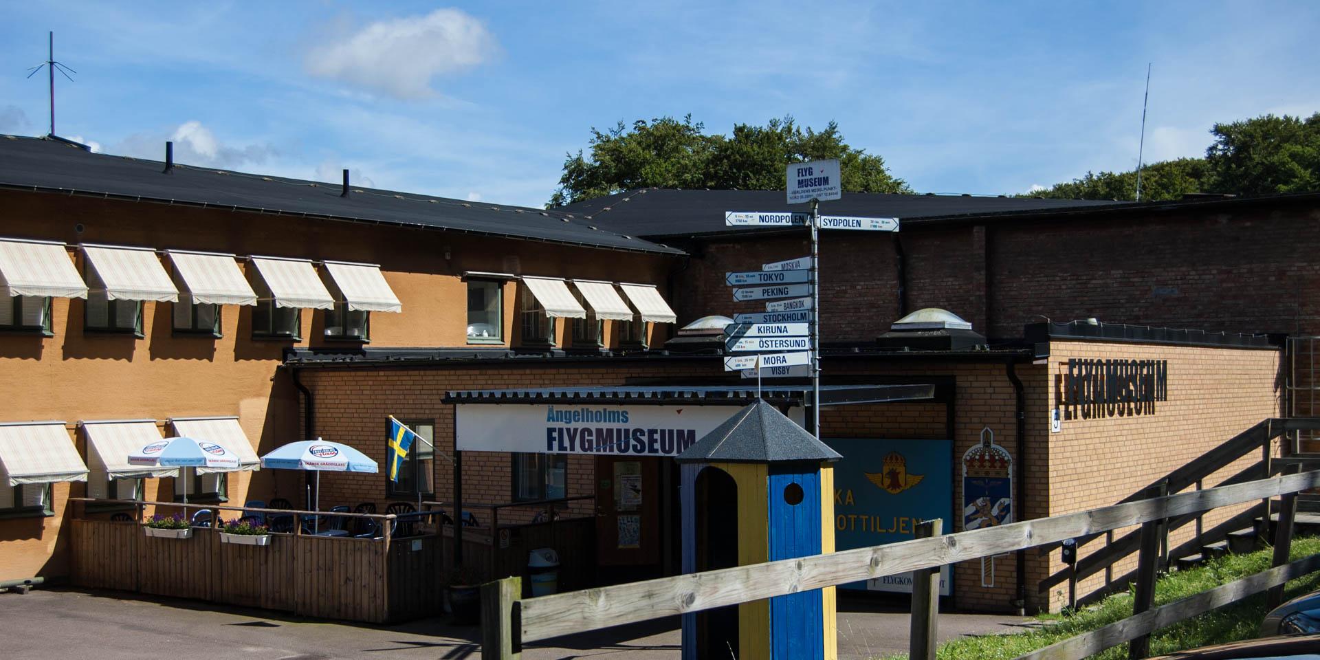 Ängelholms Flygmuseum 2015