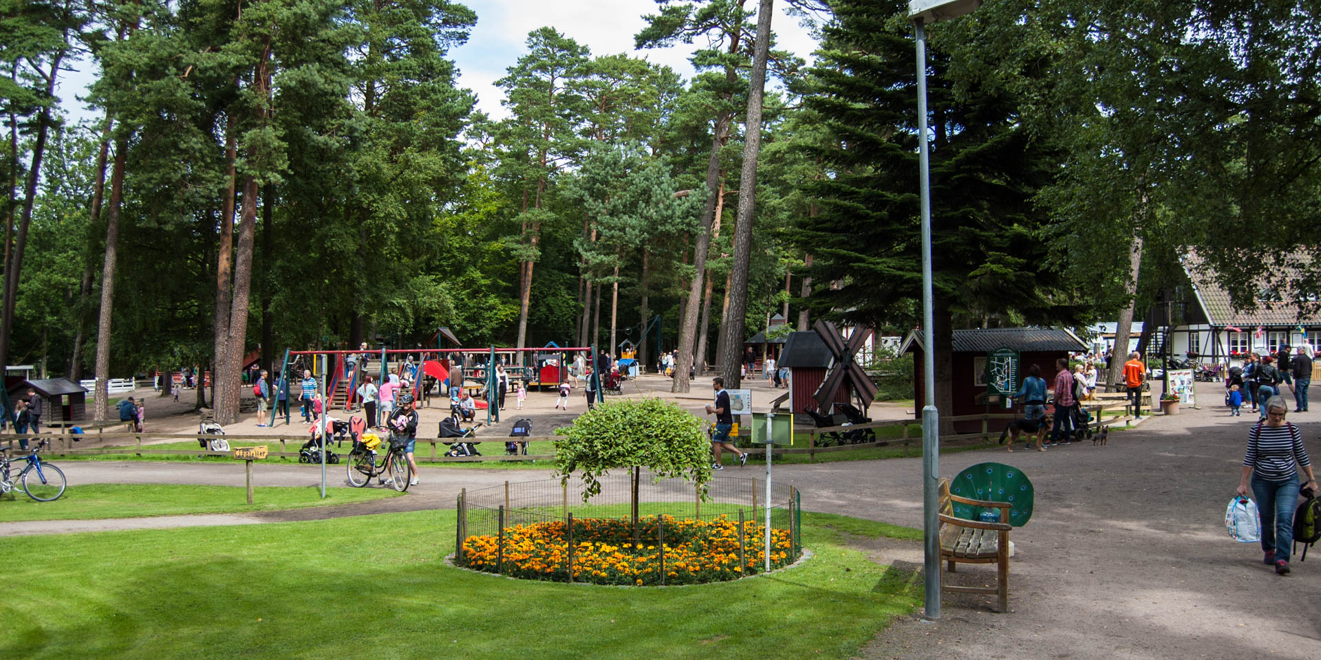 Ängelholms Hembygdspark 2015