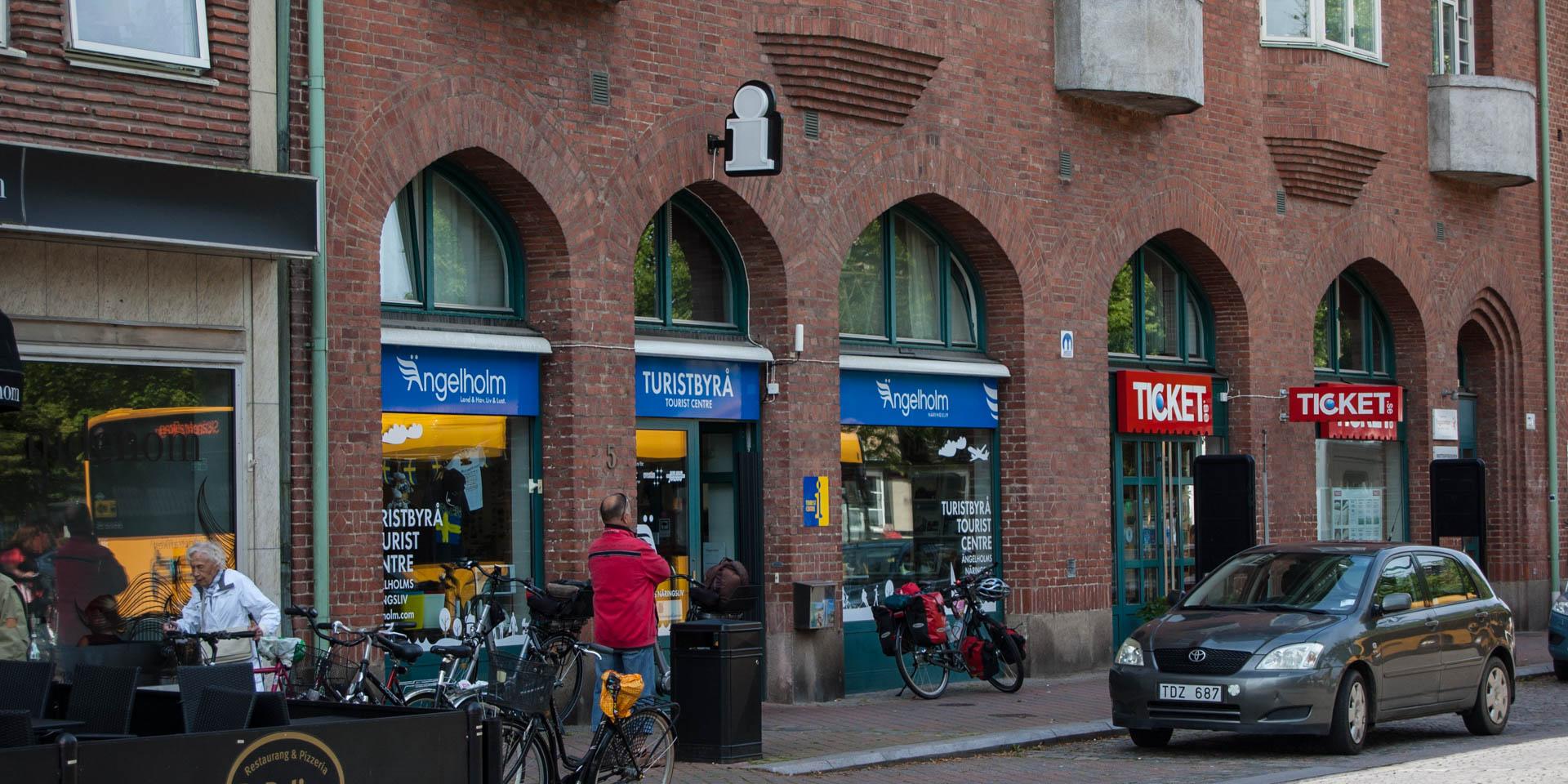 Ängelholms Turistbyrå 2015