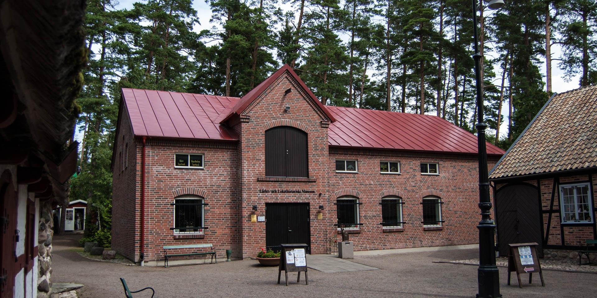Läder & Lokalhistoriska Museum 2015
