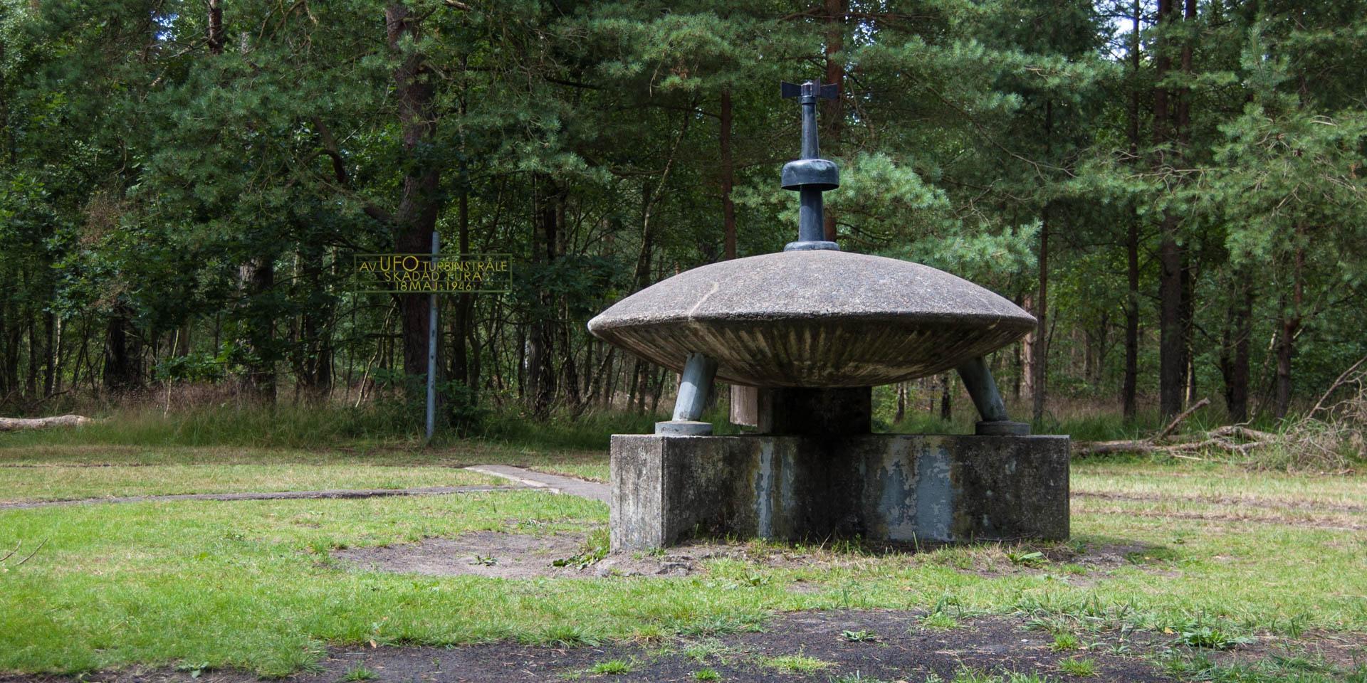 UFO-Monumentet 2015