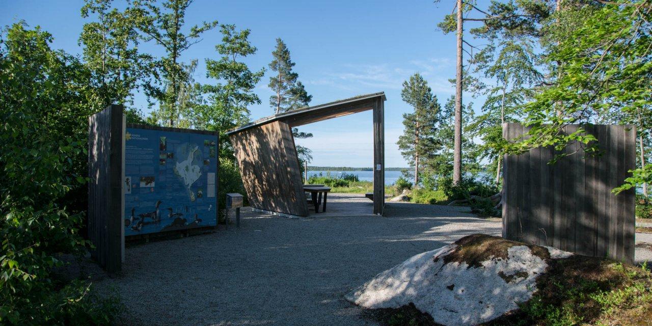 Åsnen Entré Trollberget 2019