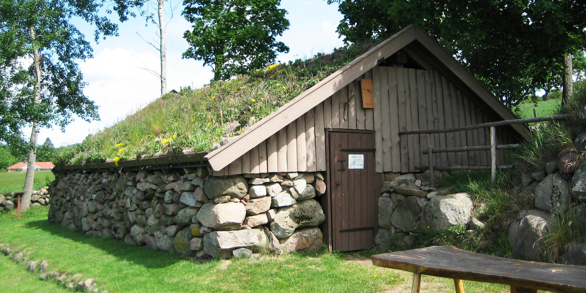 Linbastuan i Förslöv 2009