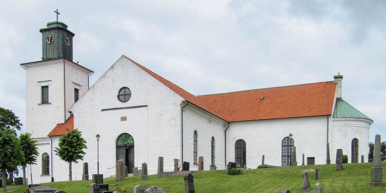 Västra Karups Kyrka 2013