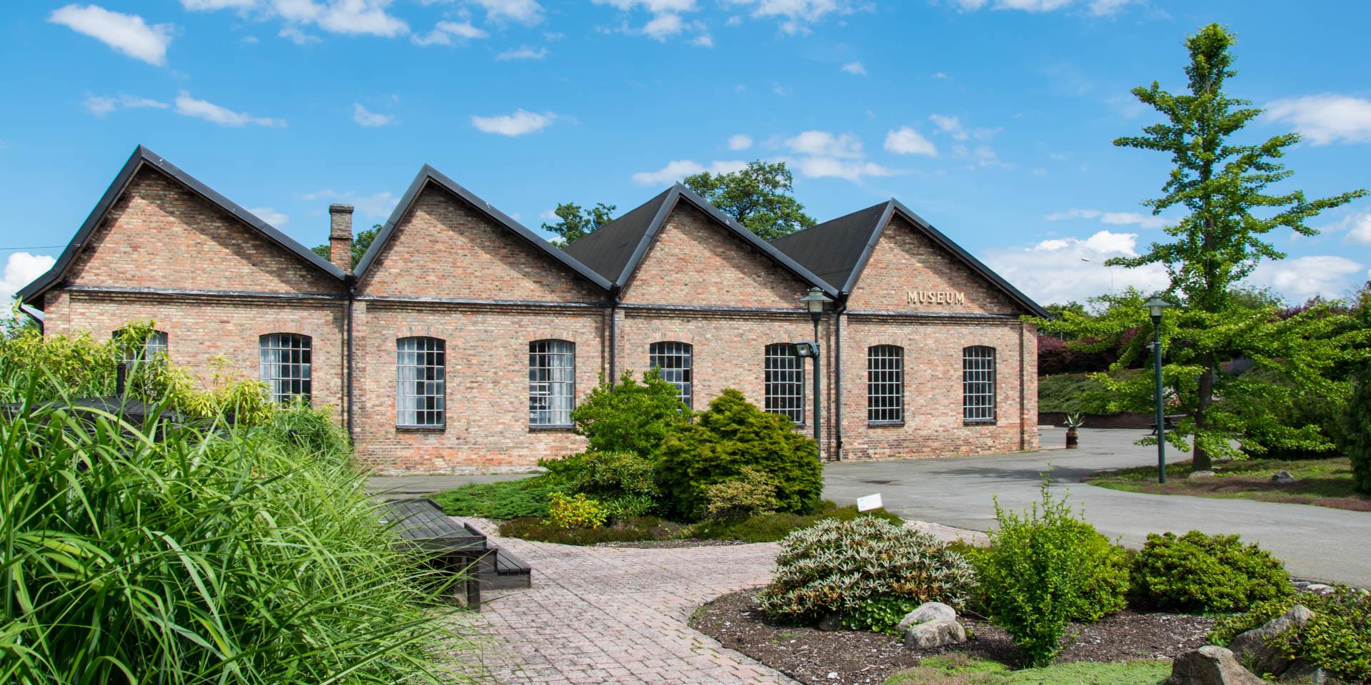 Iföverkens Industrimuseum 2016