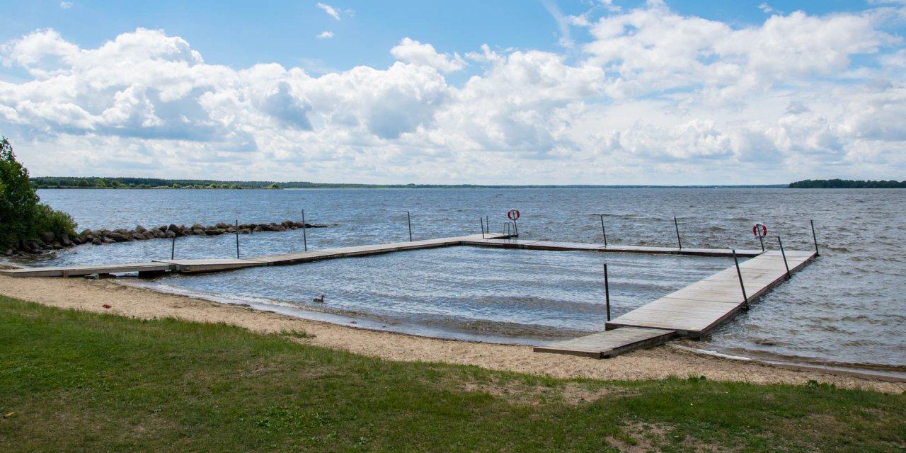 Korsholmens Badplats 2016