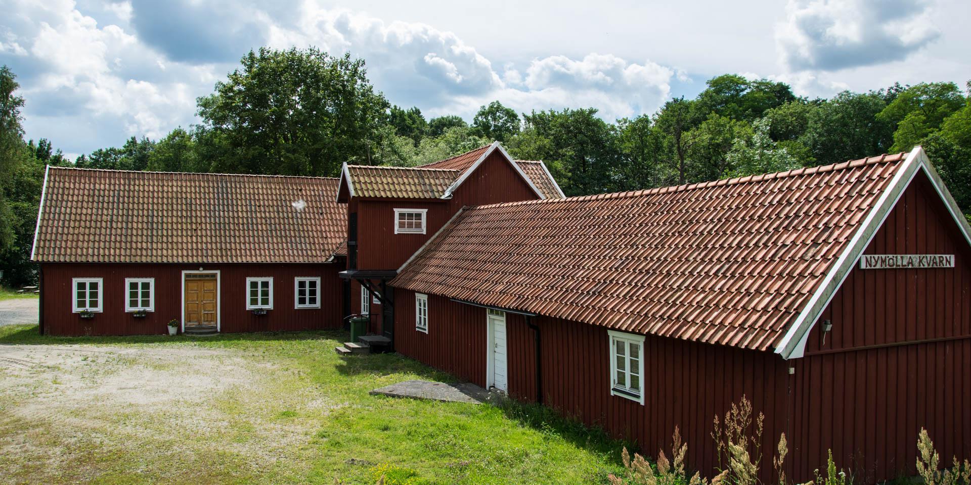 Nymölla Kvarn 2016