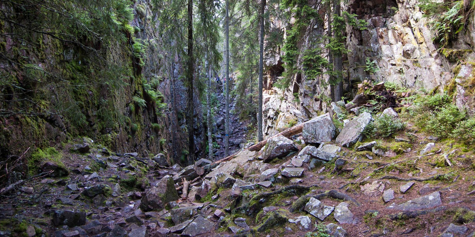 Skurugata Naturreservat 2013