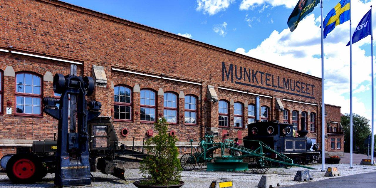 Munktellmuseet 2019