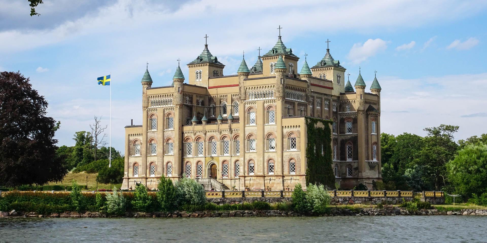 Stora Sundby Slott 2018