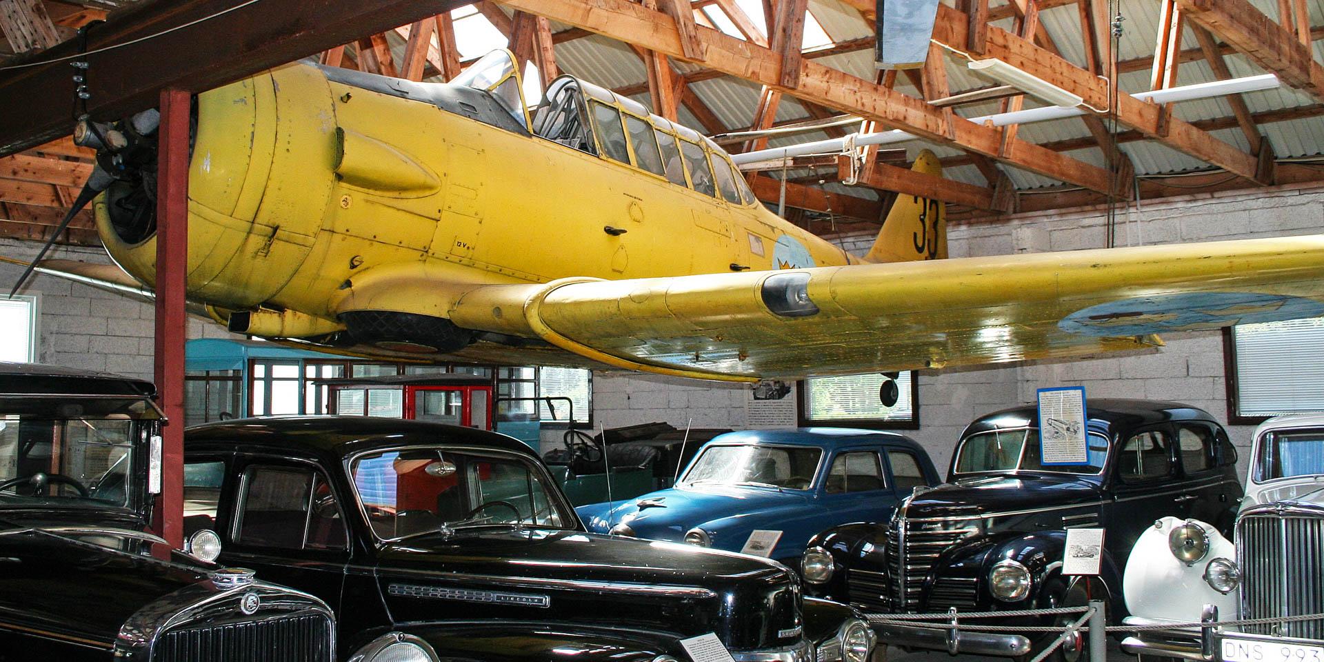 Svedinos Bil- och Flygmuseum 2012