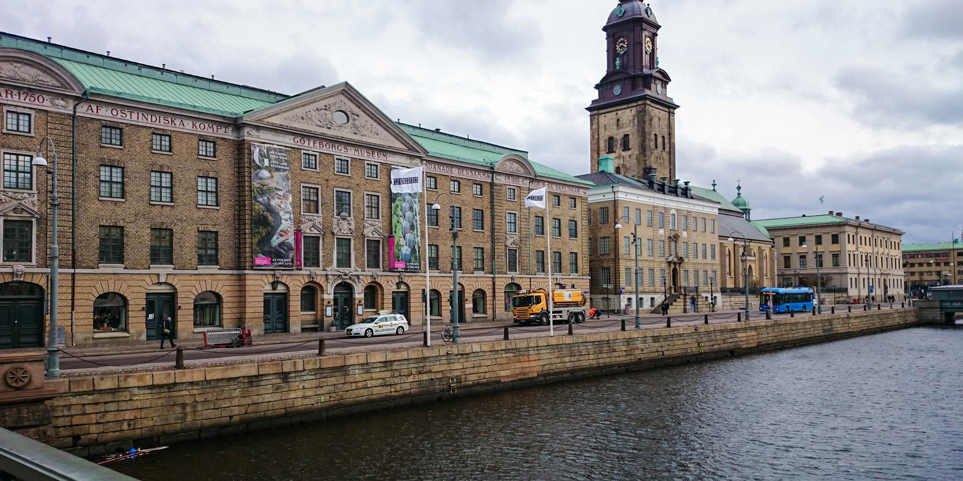 Göteborgs Stadsmuseum 2014