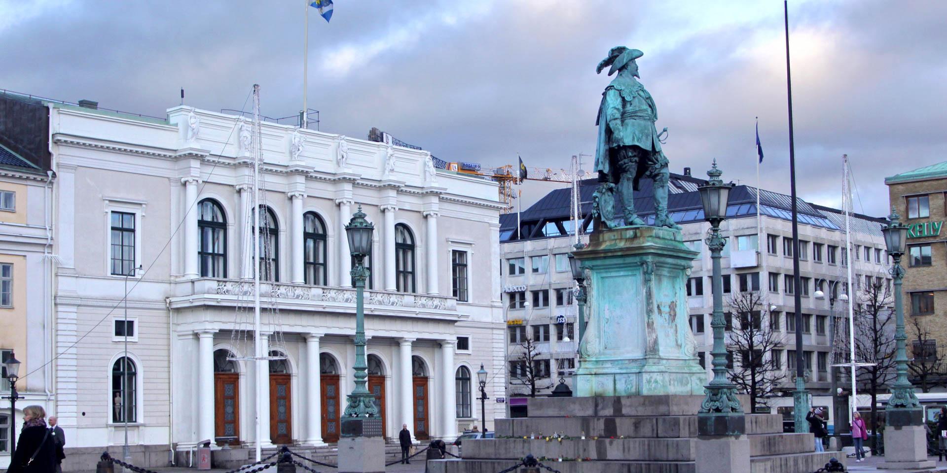 Gustaf Adolfs Torg 2013