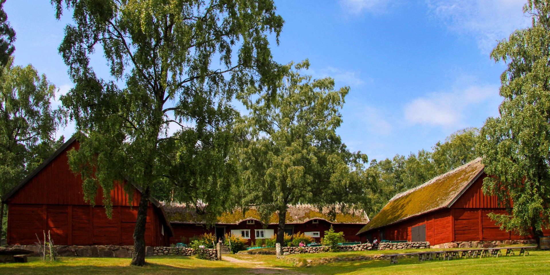 Friluftsmuseet Hallandsgården 2011