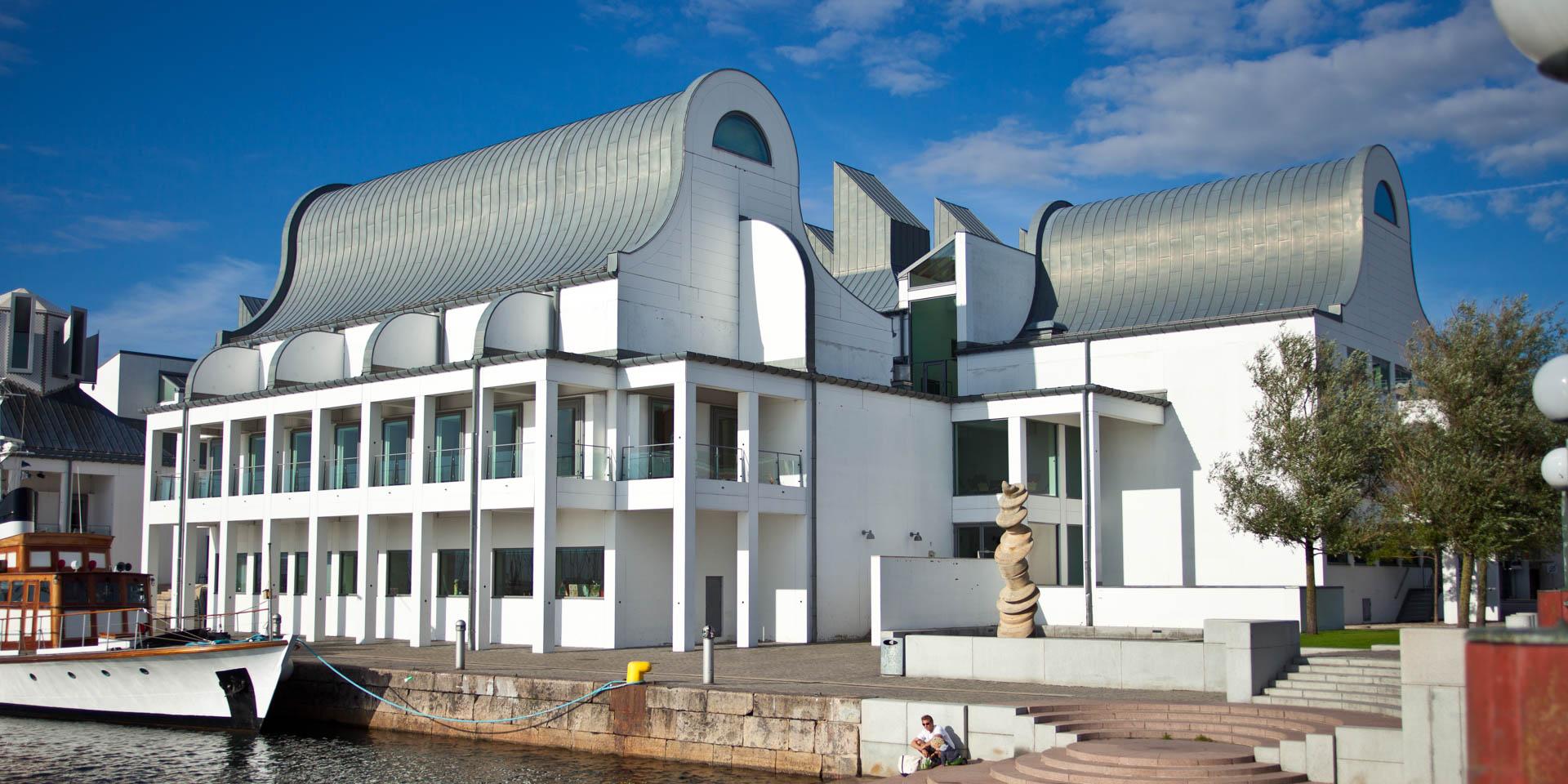 Dunkers Kulturhus 2010
