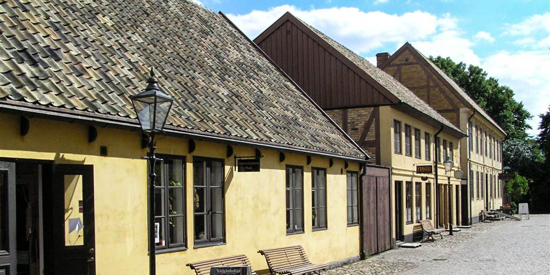 Fredriksdal Museer och Trädgårdar 2005