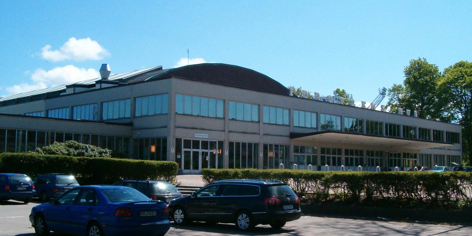 Helsingborgs Idrottsmuseum 2006
