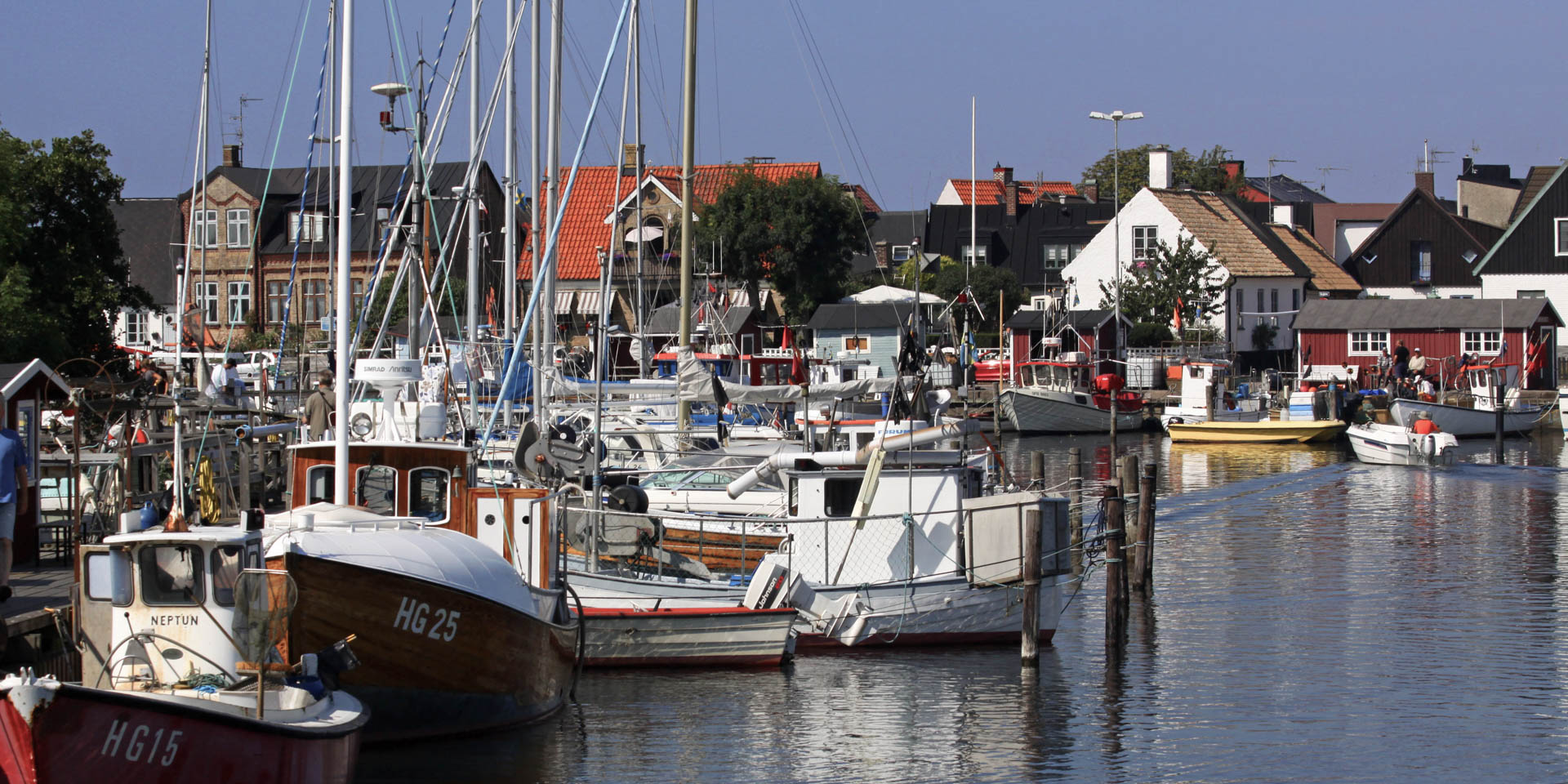 Råå Småbåtshamn 2012