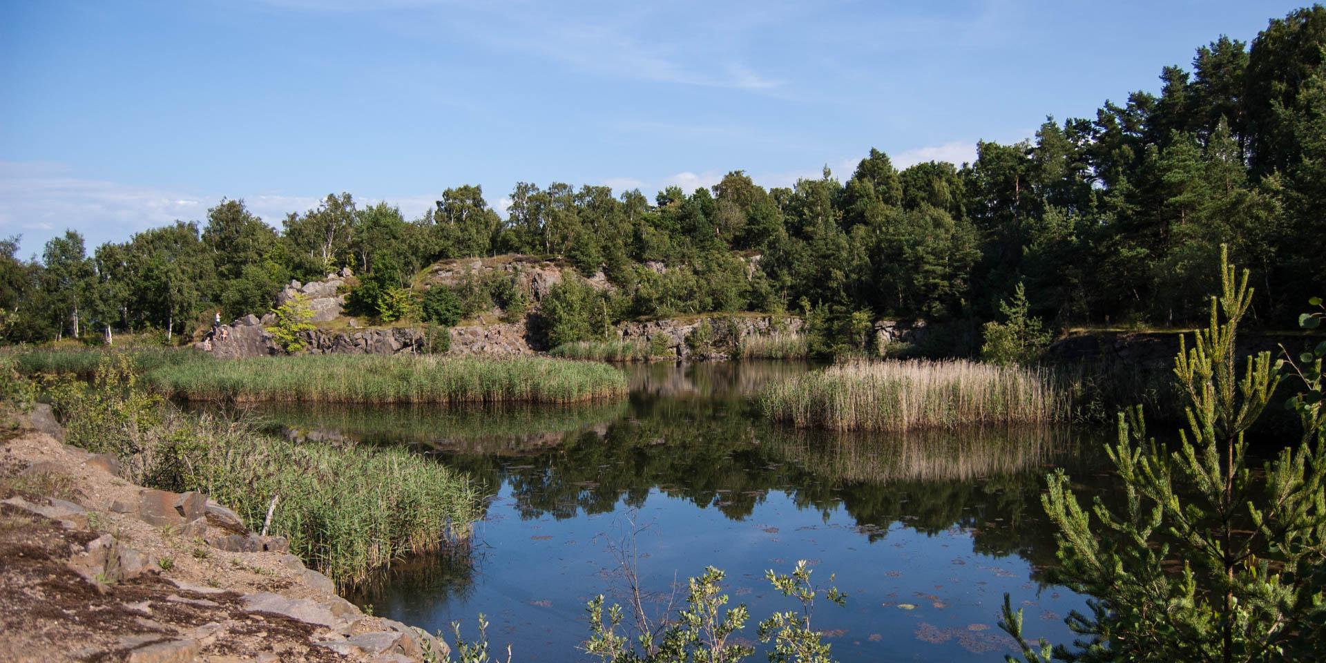 Bölsåkra-Tranekärr Naturreservat  2011