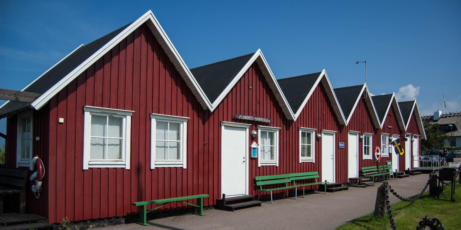 Lerbergets Hamnmuseum 2011