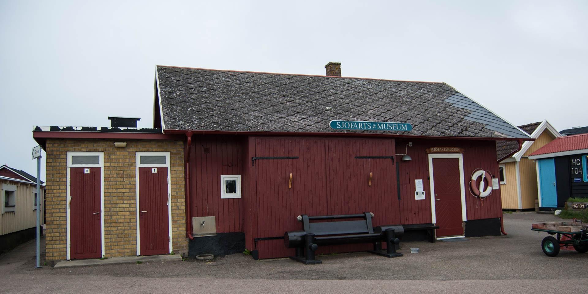 Vikens Sjöfartsmuseum 2011