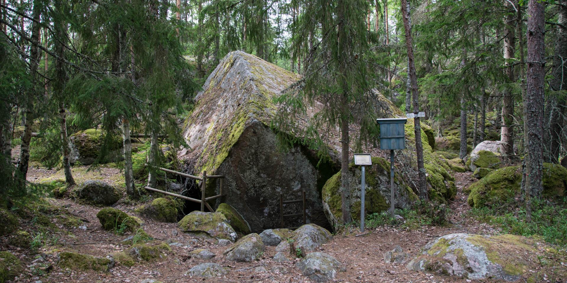 Lasse-Maja Grottan 2017