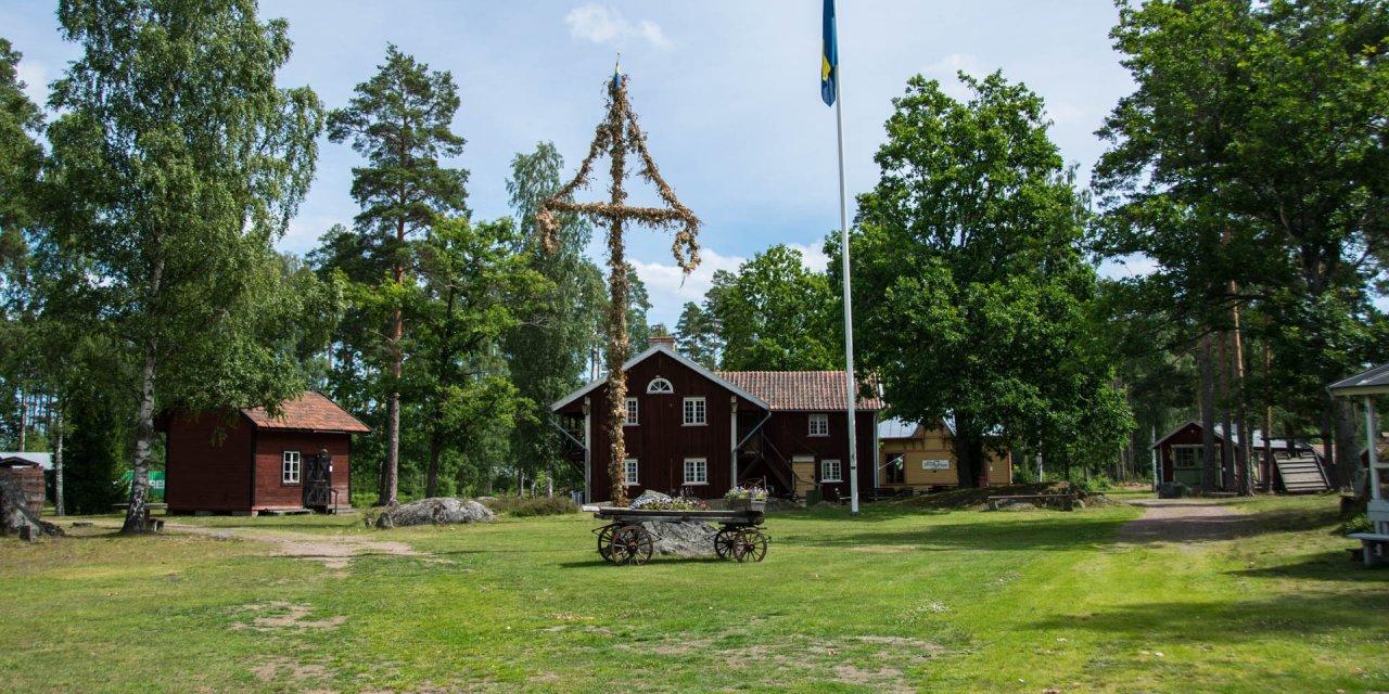 Målilla-Gårdveda Hembygdspark 2017