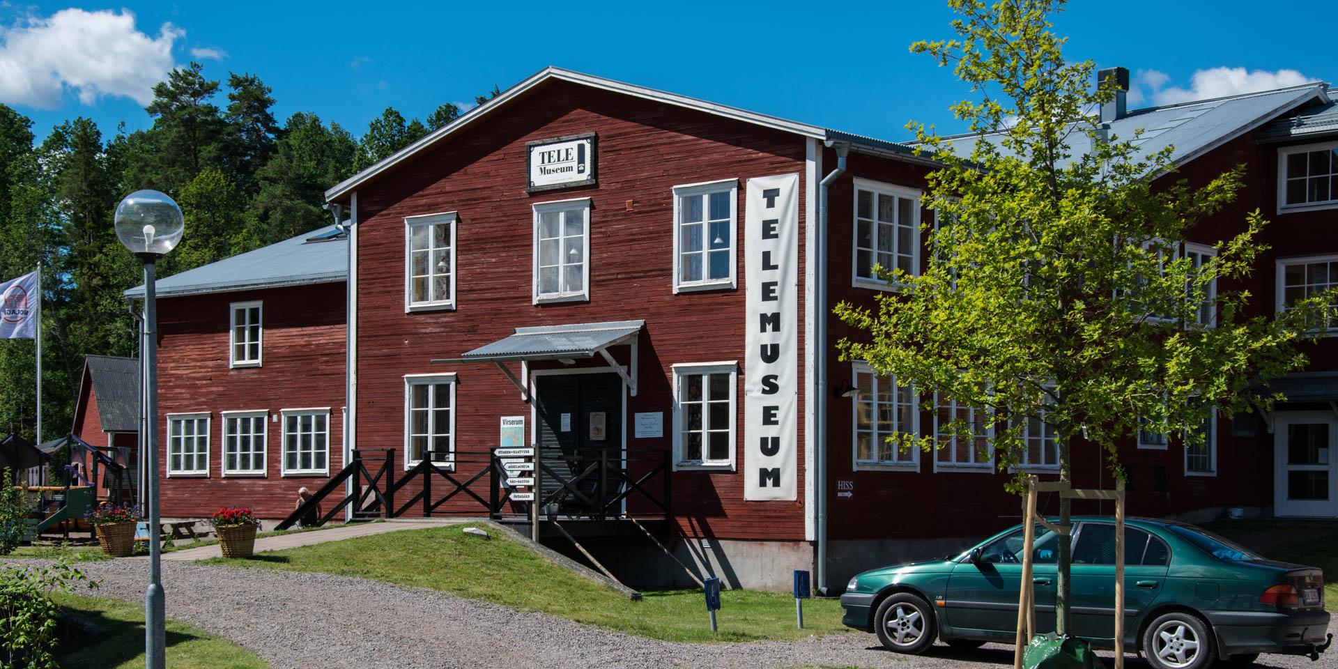 Sveriges Telemuseum 2017