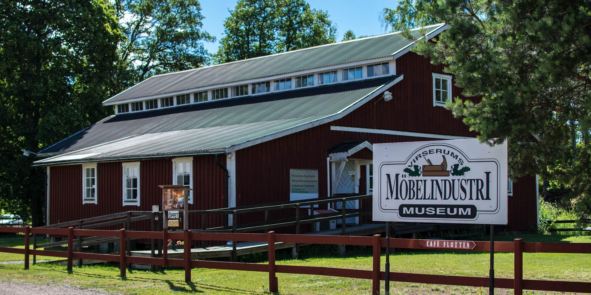 Virserums Möbelindustrimuseum 2017