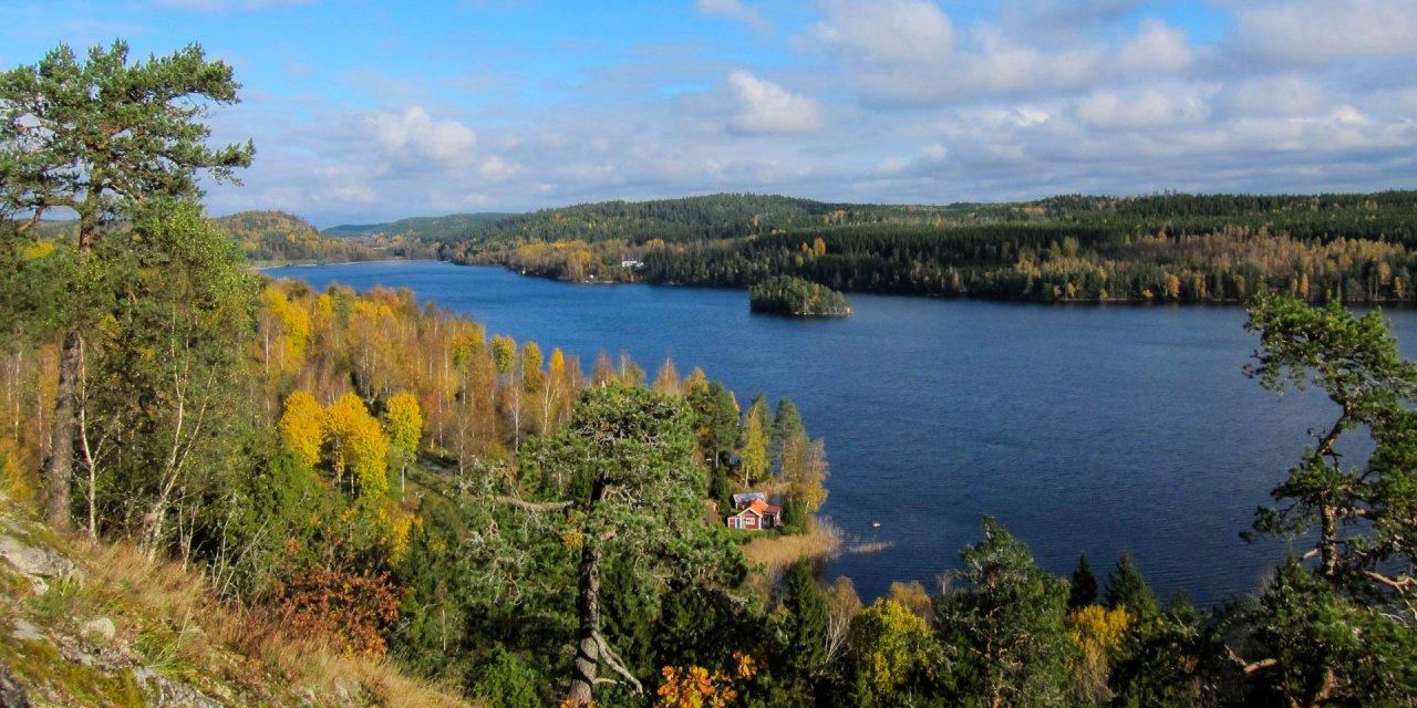 Uvabergets Naturskog och Ramlaklints Naturreservat 2014