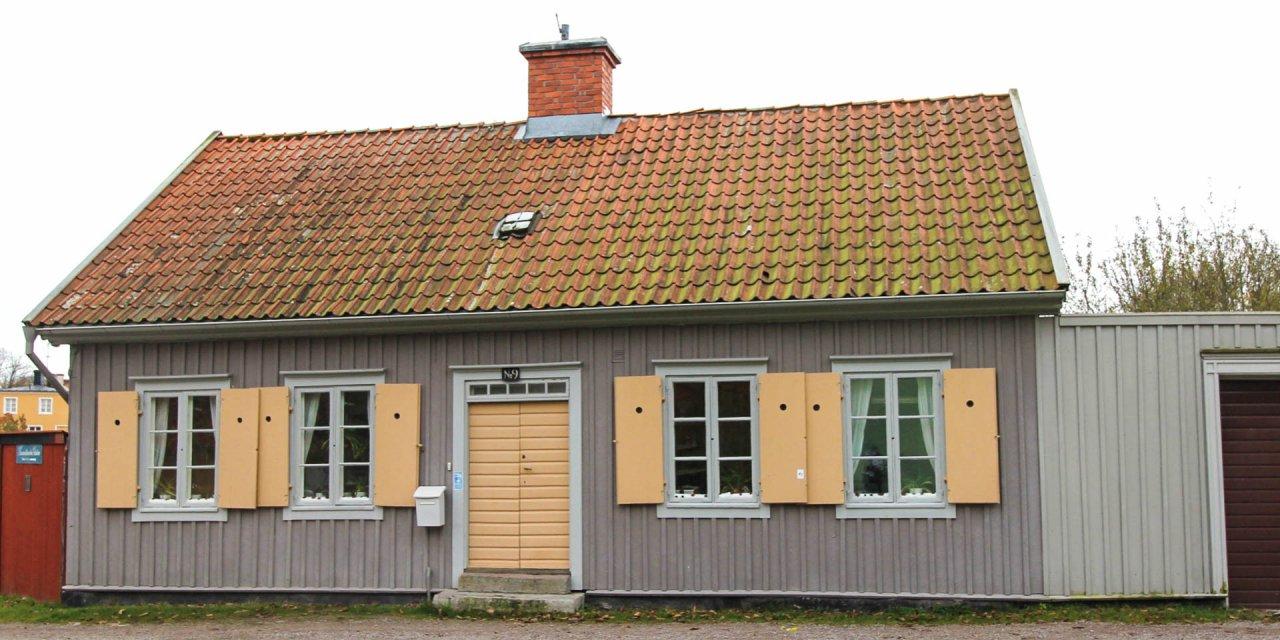 Krusenstiernska Gården 2014