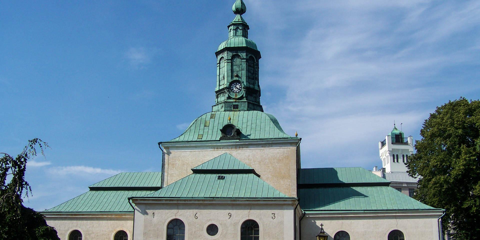 Carl Gustafs Kyrka 2009