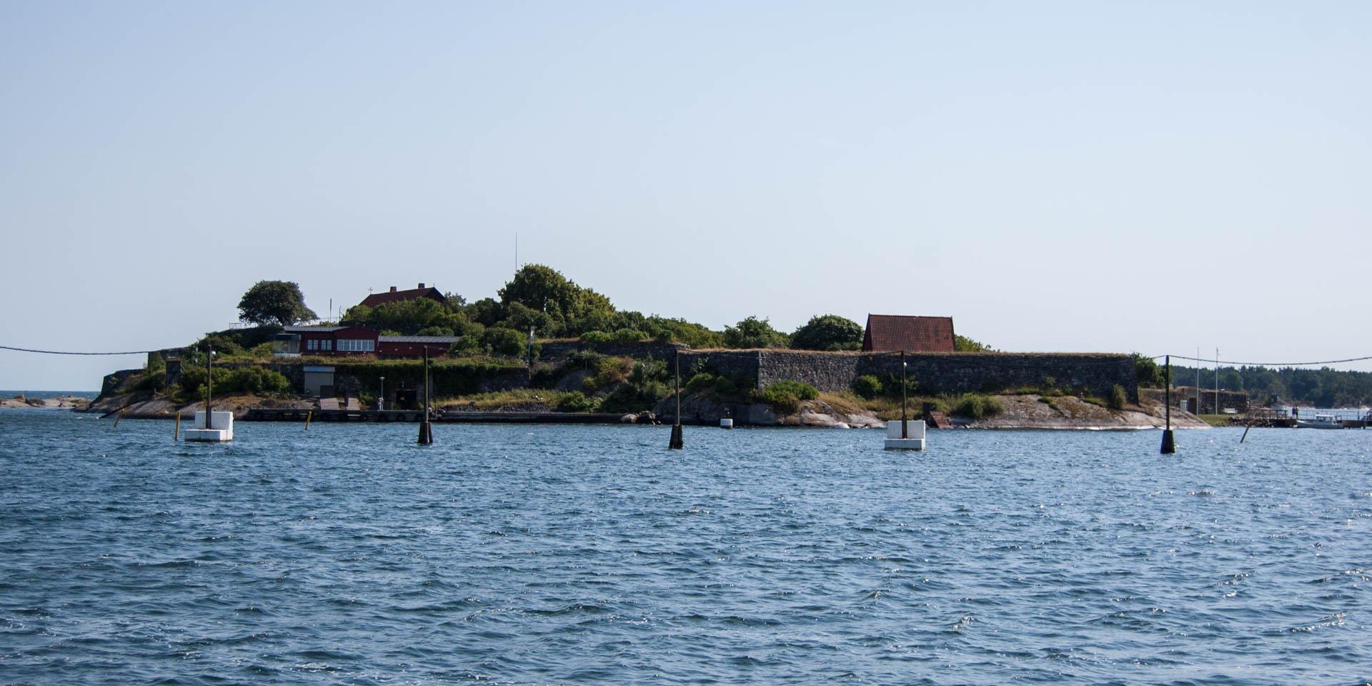 Karlshamns Kastellet 2013