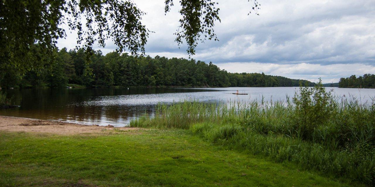 Långasjöns Froarp Badplats 2015