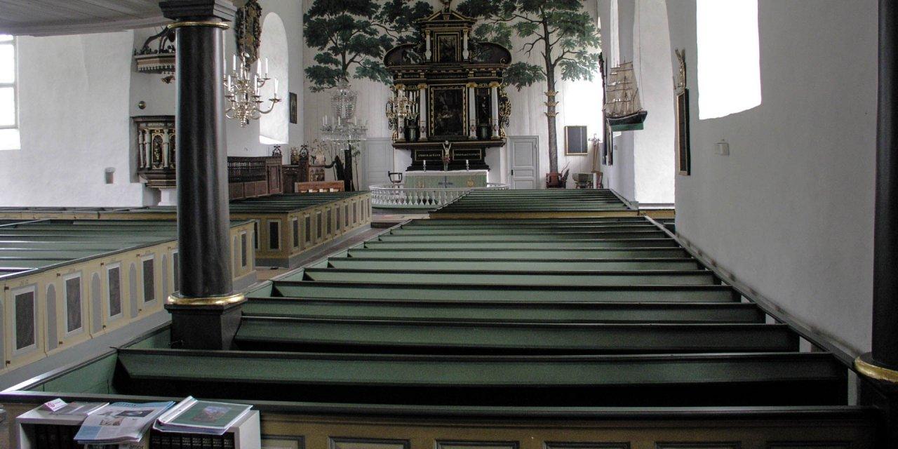 Kristianopels Kyrka 2005