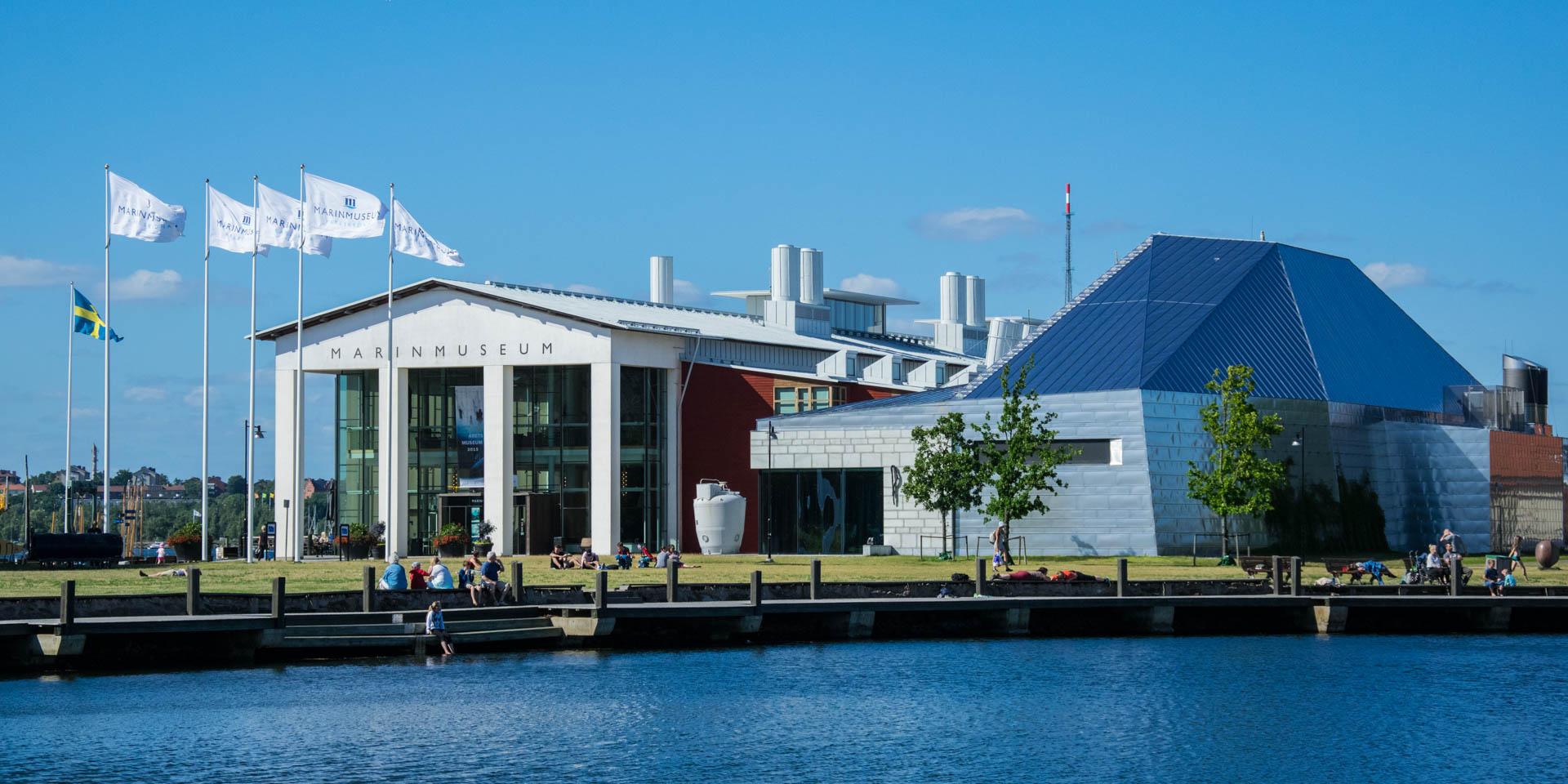 Marinmuseum 2016
