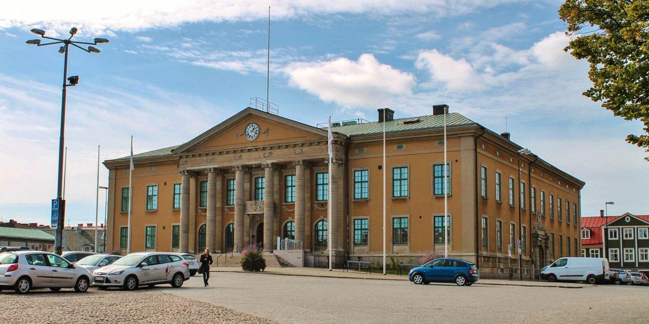 Karlskrona Rådhus 2014