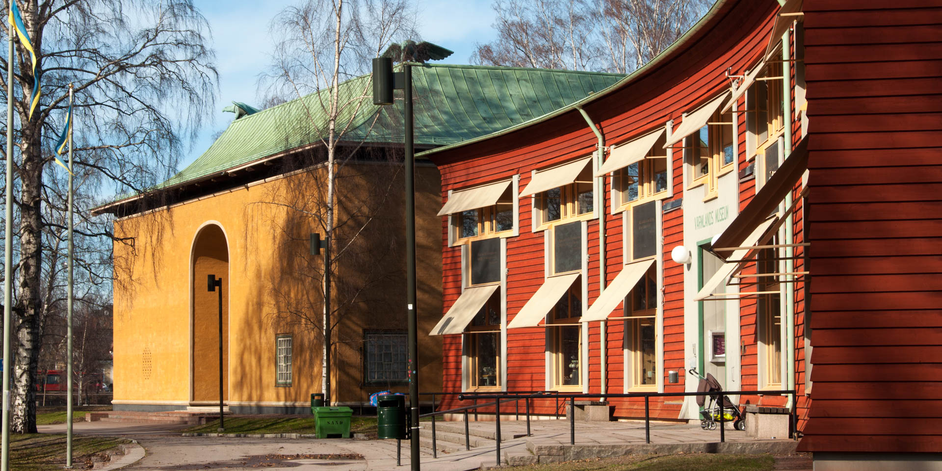 Värmlands Museum 2014