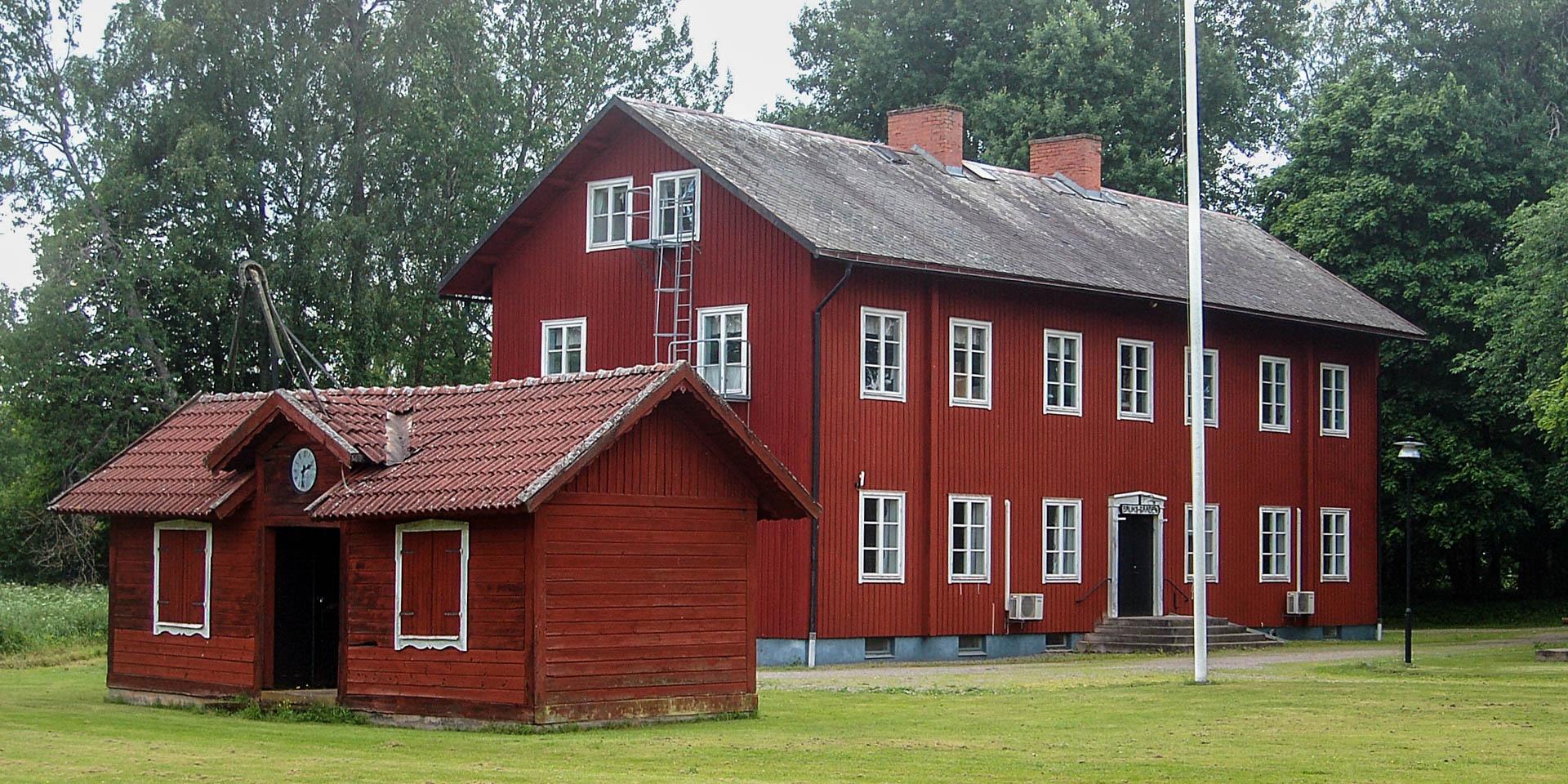 Björneborgs Hembygdsgård 2014