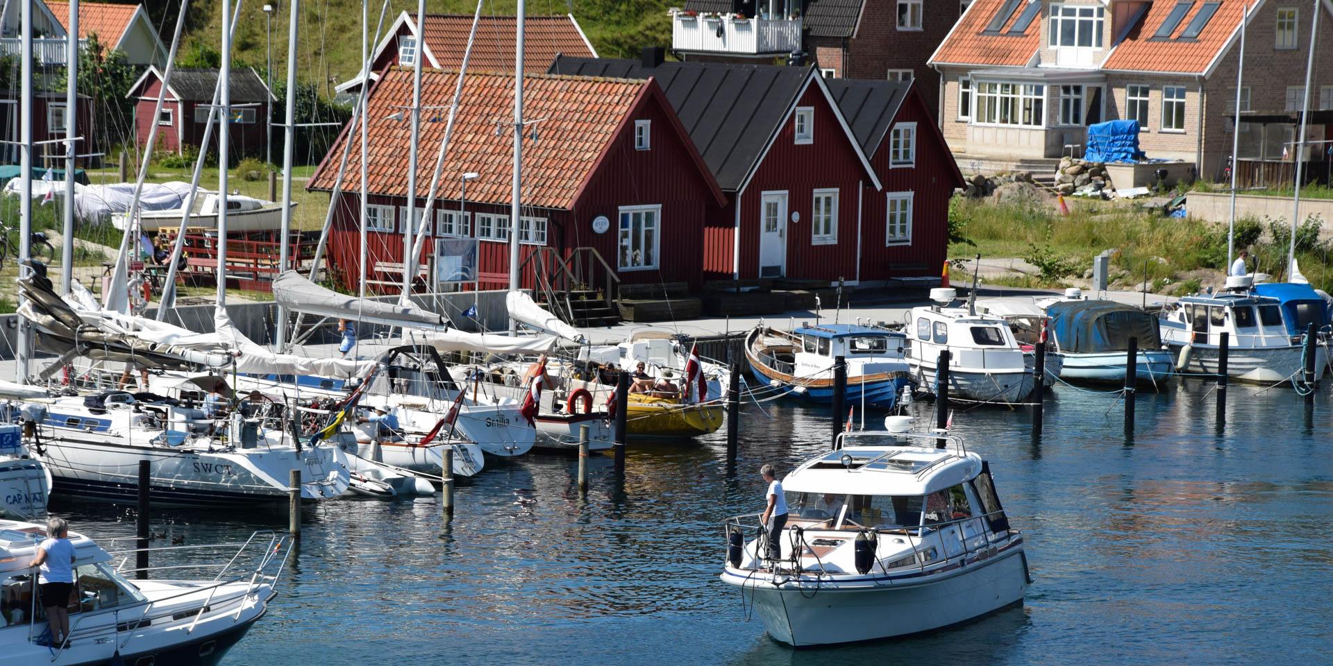 Bäckvikens Hamn 2015