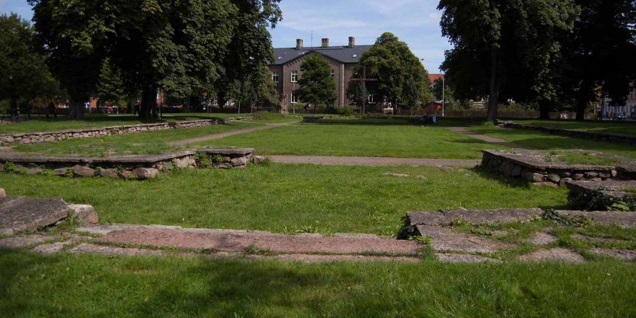 Gamla Kyrkans Grund 2011