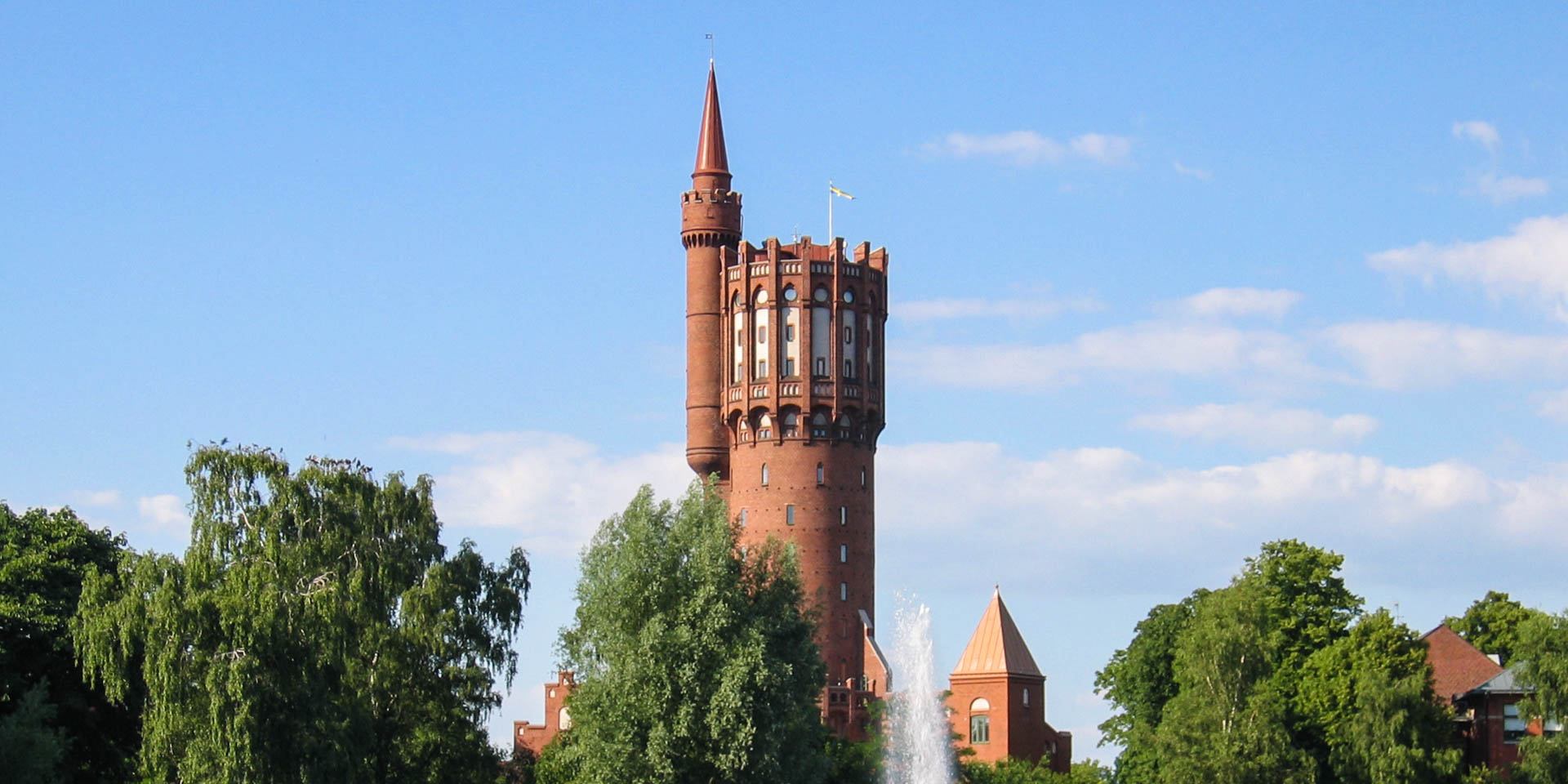 Gamla Vattentornet 2005