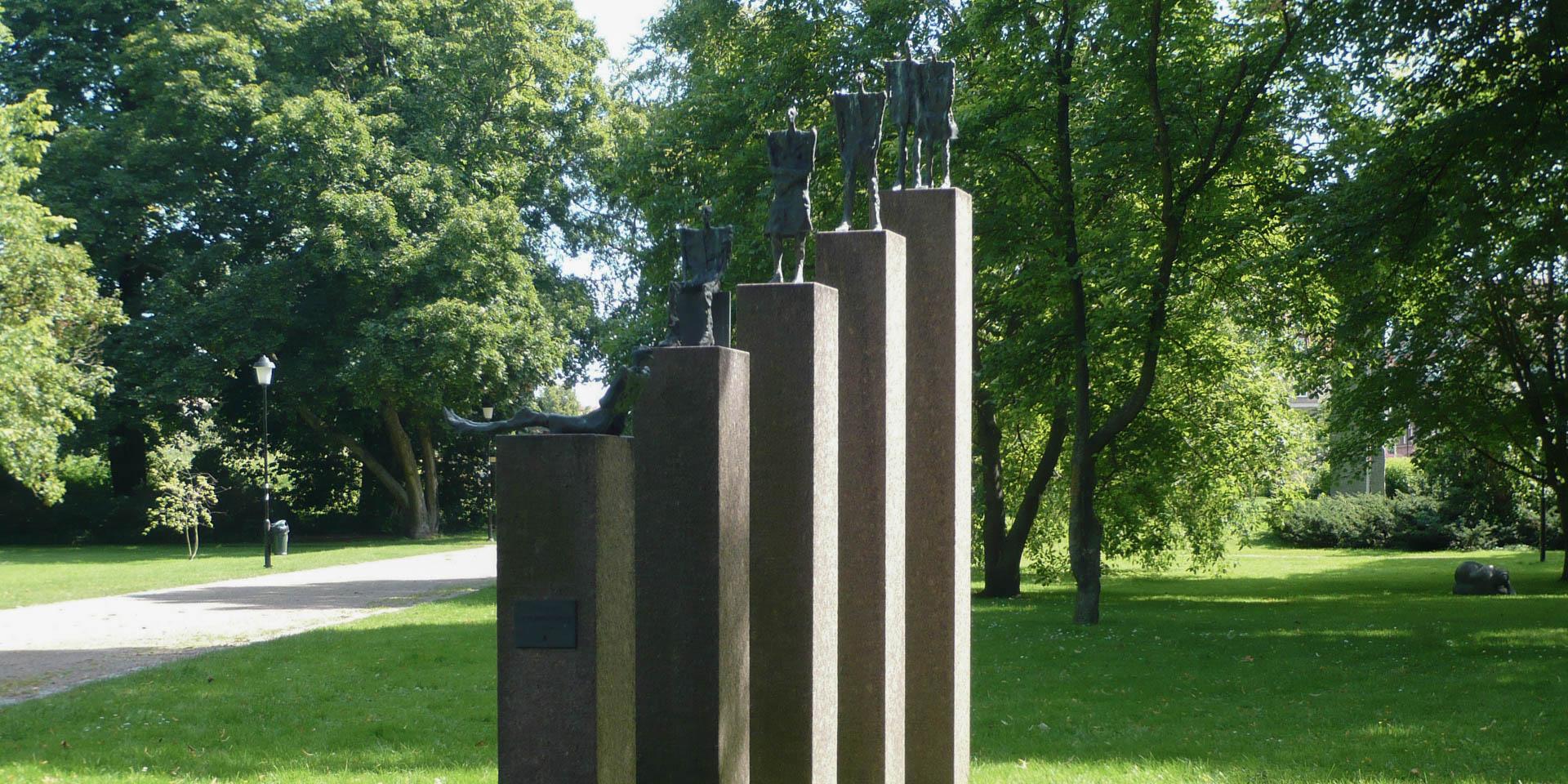 Kaptensgårdens Skulpturpark 2011