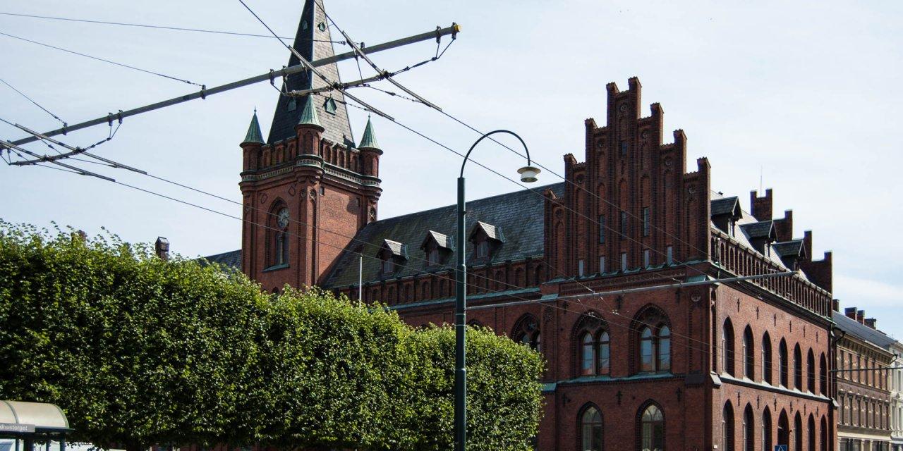Landskrona Rådhus 2011
