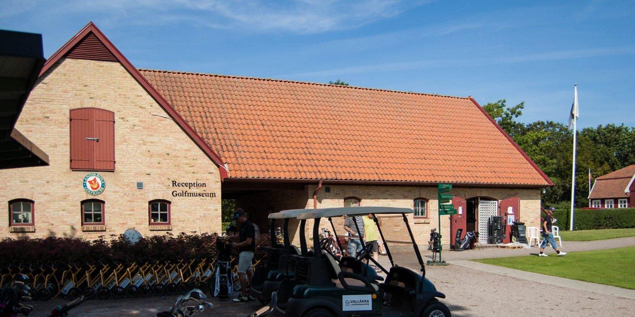 Svenska Golfmuseet 2011