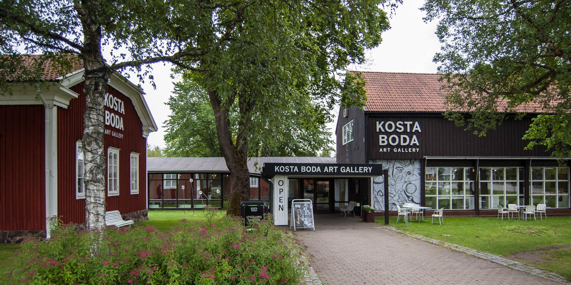 Kosta Boda Art Gallery 2015