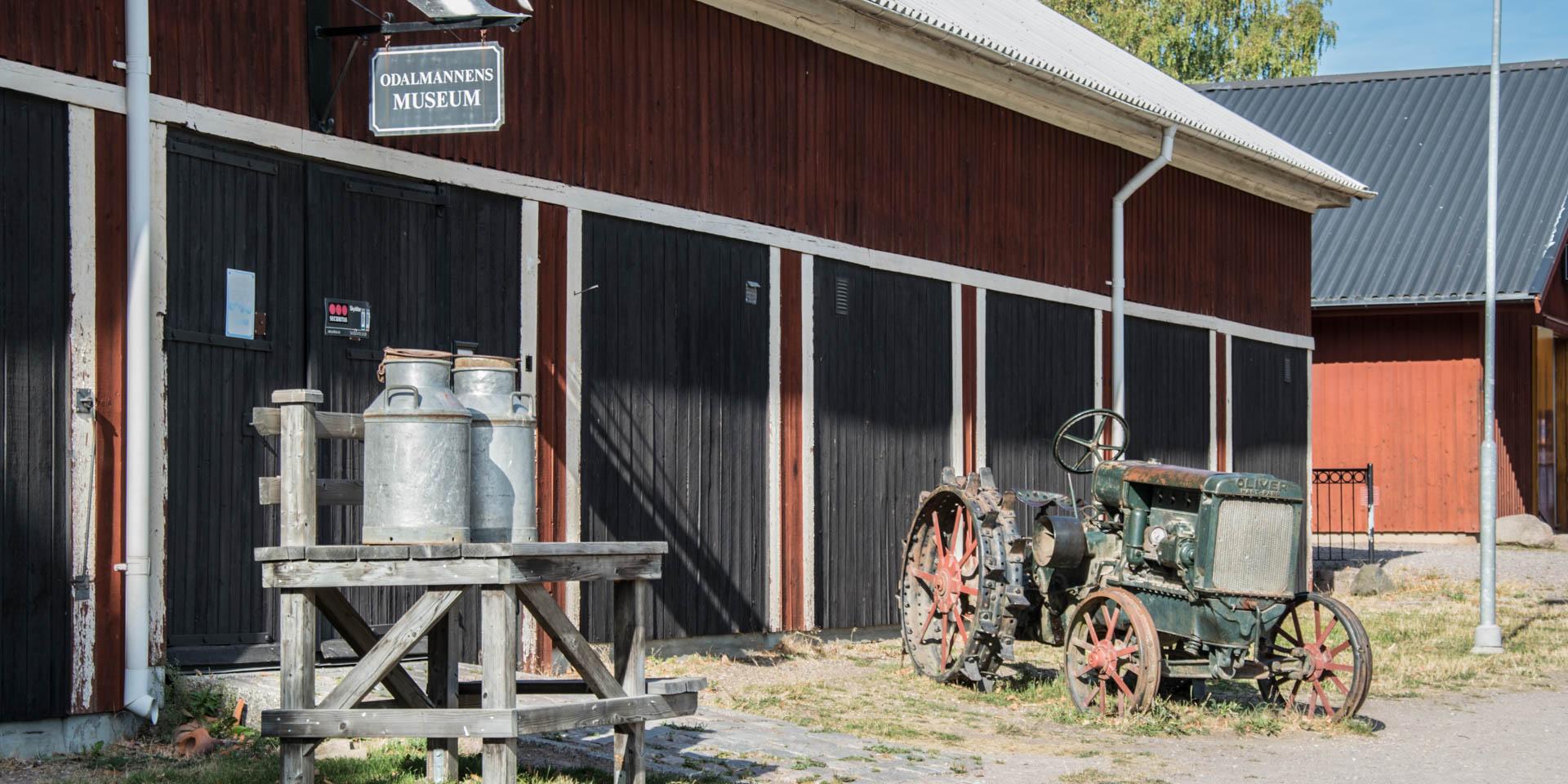 Odalmannens Museum 2018