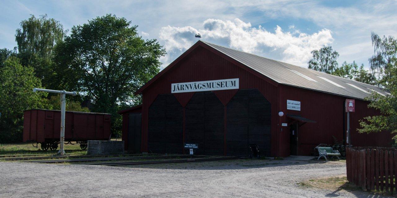 Östergötlands Järnvägsmuseum 2018