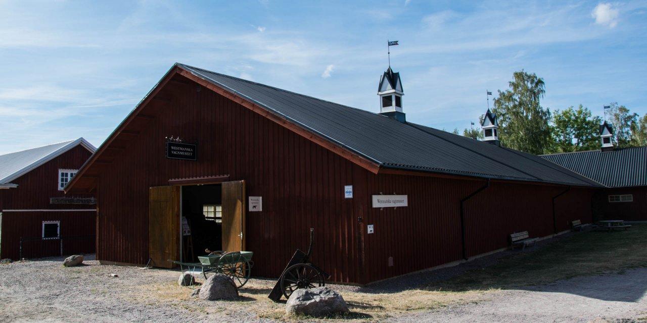 Westmanska Vagnmuseet 2018