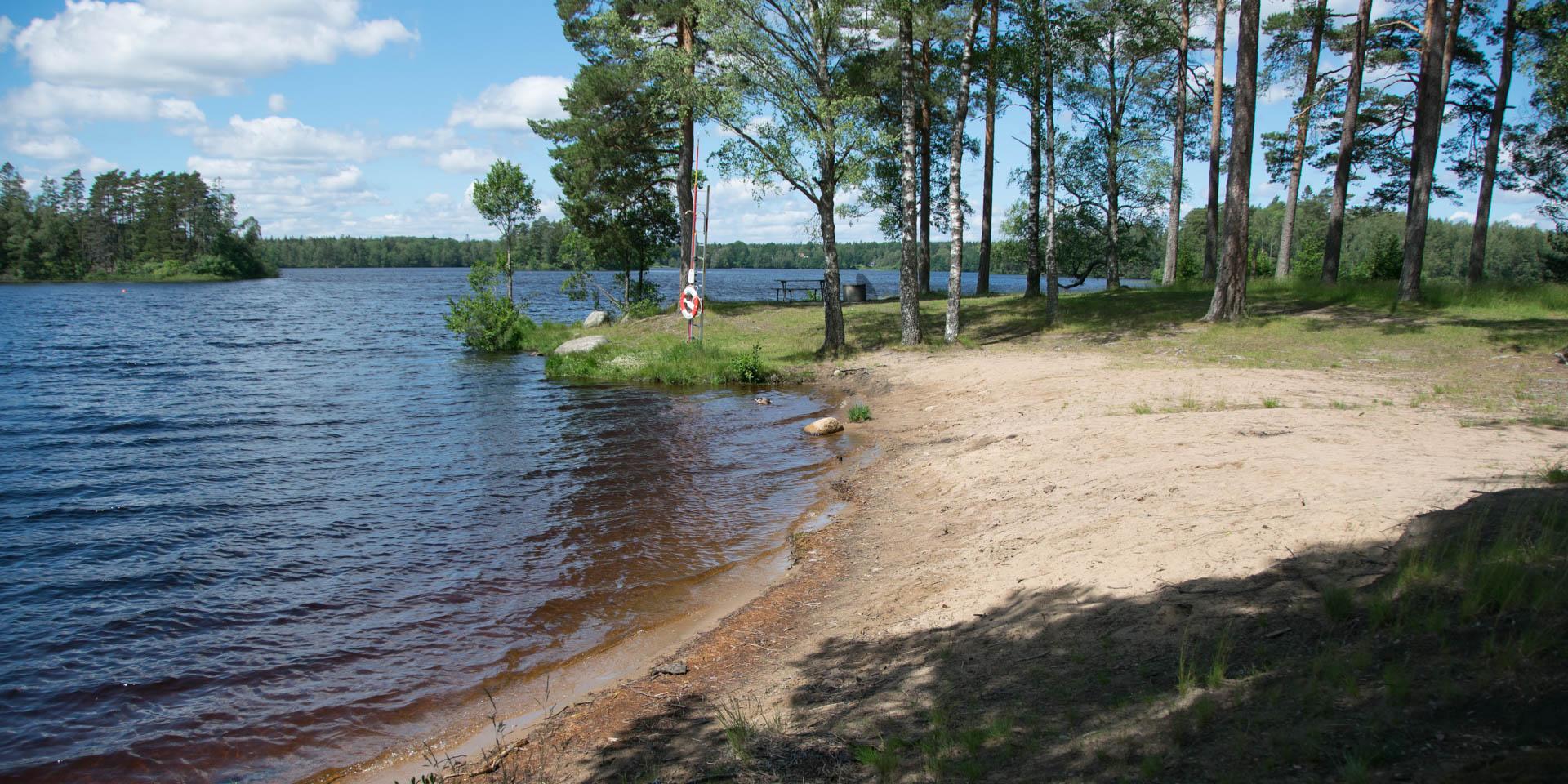 Bräkentorpasjöns Badplats 2019